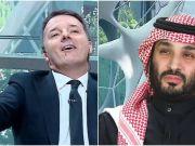 Former Italian premier Renzi hails Saudi Arabia as future centre of 'New Renaissance'