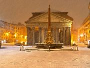 Rome issues guidelines in event of snow