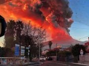 Italy: Catania airport reopens after Mount Etna eruption