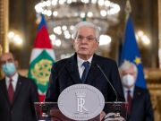 Italy's president calls on Mario Draghi in bid to form new government