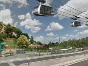 Rome mayor ridiculed for cable car comment