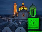Irish in Italy celebrate St Patrick's Day online