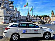 Rome taxis take over-80s for covid vaccine for free