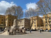 Rome schools reopen for two days before Italy's Easter lockdown