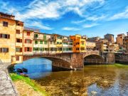 A brief history of Ponte Vecchio, the Old Bridge in Florence