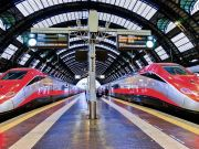 Italy's first 'Covid-Free' trains to serve Rome-Milan from 16 April