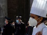 Italy's health minister hints at easing of covid-19 restrictions in May