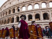 Rome celebrates 2,774th birthday in 2021