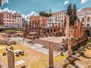 Rome to open Largo Argentina site to visitors thanks to Bulgari