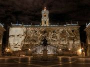 Rome lights up landmarks to celebrate 2,774 years of history and culture
