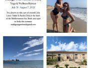 Yoga & Wellness Retreat in Sicily