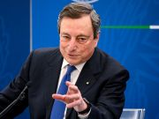Mario Draghi works as Italy's prime minister for free