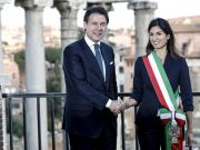 Rome's top job: Conte backs Raggi as Gualtieri enters race for mayor