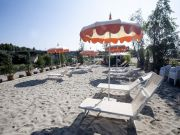 Rome to reopen beach on banks of river Tiber