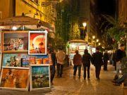 Rome's 100 Painters return to Via Margutta
