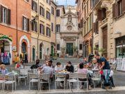 Top al fresco dining in Rome