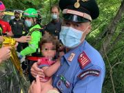 Italy: Toddler missing since Monday night found alive