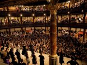 Rome stages Shakespeare festival at Globe Theatre in Villa Borghese