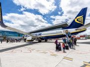 Ryanair to double its base at Rome Fiumicino airport