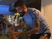 Lazio footballer Hysaj under fire for Bella Ciao song