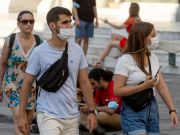Italy 'enters fourth wave' of covid-19, report
