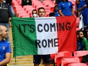 It's Coming Rome! Italy erupts with joy over Euro 2020 win