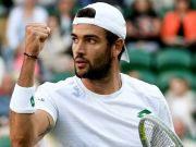 Berrettini is first Italian player to reach Wimbledon final