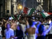 Rome covid boom after Italy's Euro 2020 win