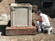 Rome starts work at Largo Argentina site ahead of Bvlgari project