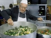 Rome's 'Chef of the Poor' dies age 91