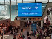 Vax & Go: Rome Fiumicino airport offers last-minute covid vaccinations