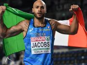 Olympics: Jacobs first Italian to win Men's 100m final