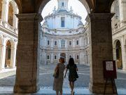Borromini: Rome restores jewel of Baroque architecture