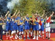Italy Volleyball Champions of Europe