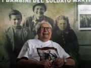 Rome welcomes American WWII soldier Martin Adler