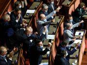 Zan: Italy senate votes down anti-homophobia bill
