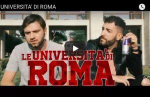 Rome's Universities