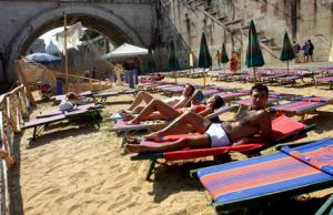 Rome to have Tiber beach in summer 2018