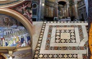 Hidden Middle ages Rome tour