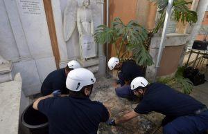 Vatican to examine bones in Orlandi case