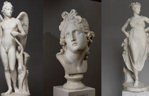 Antonio Canova exhibition in Rome