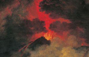 Pompeii and Santorini exhibition in Rome