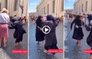 Street Fighting in Rome