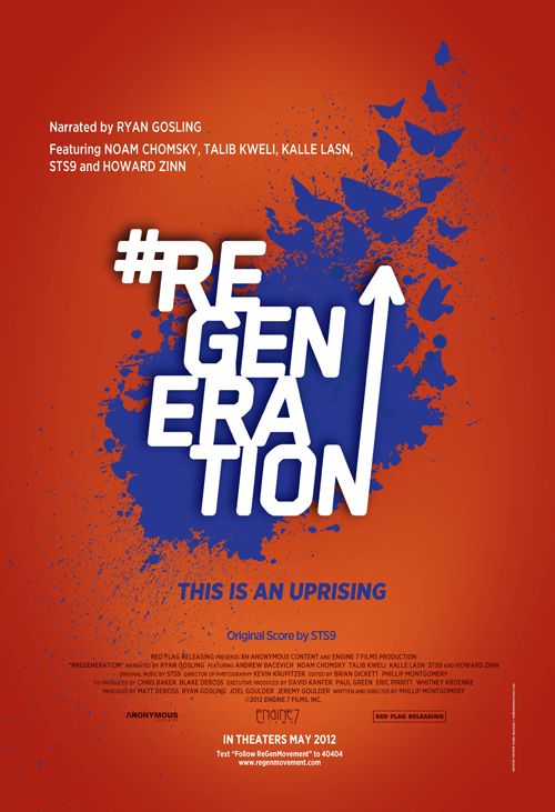 English language cinema in Rome: #ReGENERATION - Wanted in Rome
