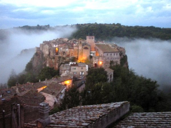 Calcata The Land That Time Forgot Wanted In Rome