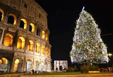 Rome Christmas Tree 2021 Rome S Christmas Trees Wanted In Rome