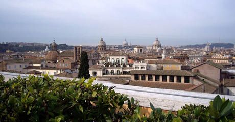Terrazza Caffarelli Wanted In Rome