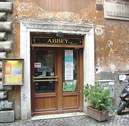 Abbey Theatre - Wanted in Rome