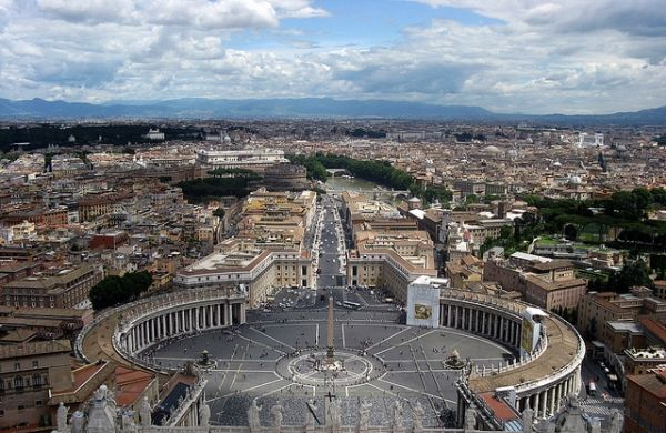 Best views of Rome - Wanted in Rome