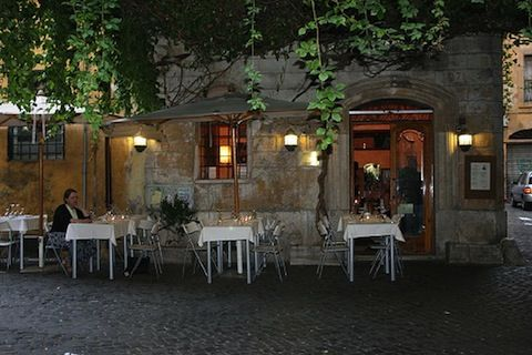 Il Bacaro - Wanted in Rome